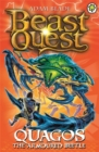 Beast Quest: Quagos the Armoured Beetle : Series 15 Book 4 - Book