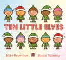 Ten Little Elves - Book