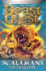 Beast Quest: Scalamanx the Fiery Fury : Special 23 - Book