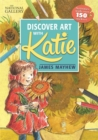The National Gallery Discover Art with Katie : Activities with over 150 stickers - Book