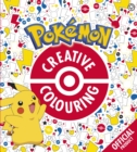 The Official Pokemon Creative Colouring - Book