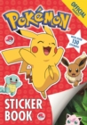 The Official Pokemon Sticker Book : With over 130 Stickers - Book