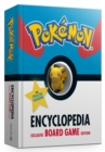 The Official Pokemon Encyclopedia Special Edition : With Exclusive Board Game and Figurine - Book