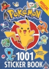 The Official Pokemon 1001 Sticker Book - Book