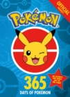 The Official Pokemon 365 Days of Pokemon - Book