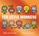 Ten Little Monkeys - Book