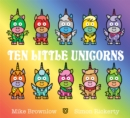 Ten Little Unicorns - Book