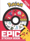 The Official Pokemon Epic Sticker Book - Book