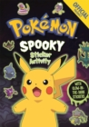 Official Pokemon Spooky Sticker Book - Book