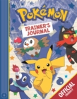 The Official Pokemon Trainer's Journal - Book