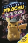 The Official Pokemon Detective Pikachu Story of the Movie - Book