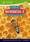 Essential Mathematics for Cambridge Lower Secondary Stage 9 - Book