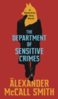 The Department of Sensitive Crimes : A Detective Varg novel - eBook