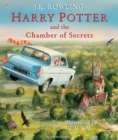 Harry Potter and the Chamber of Secrets : Illustrated Edition - Book