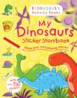 My Dinosaurs Sticker Storybook - Book