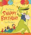Snappy Birthday - Book
