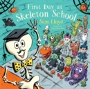 First Day at Skeleton School - Book