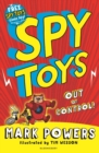 Spy Toys: Out of Control! - Book