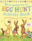 We're Going on an Egg Hunt Activity Book - Book
