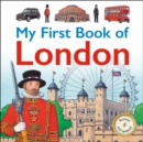 My First Book of London - Book
