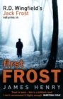 First Frost : DI Jack Frost series 1 - eBook