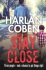 Stay Close - Book