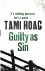 Guilty As Sin - Book