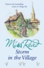 Storm in the Village : The third novel in the Fairacre series - eBook