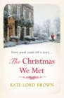 The Christmas We Met - Book
