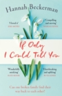 If Only I Could Tell You : A hopeful, heartbreaking story of family secrets - eBook