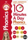 10 Minutes A Day Phonics Ages 3-5 - Book