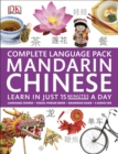 Complete Language Pack Mandarin Chinese : Learn in Just 15 Minutes a Day - Book
