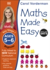 Maths Made Easy Ages 5-6 Key Stage 1 Beginner - Book