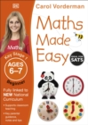Maths Made Easy Ages 6-7 Key Stage 1 Beginner - Book
