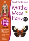 Maths Made Easy Ages 7-8 Key Stage 2 Beginner - Book