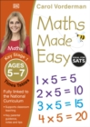 Maths Made Easy Times Tables Ages 5-7 Key Stage 1 - Book