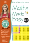 Maths Made Easy Times Tables Ages 7-11 Key Stage 2 - Book