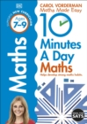 10 Minutes a Day Maths Ages 7-9 Key Stage 2 - Book