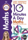 10 Minutes a Day Maths Ages 9-11 Key Stage 2 - Book