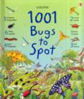 1001 Bugs Things to Spot - Book