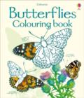 Butterflies Colouring Book - Book