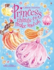Princess Things to Make and Do - Book