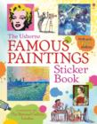 Famous Paintings Sticker Book - Book