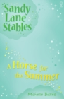 A Horse for the Summer : Sandy Lane Stables (Book 1) - eBook
