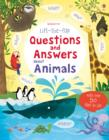 Lift-the-flap Questions and Answers About Animals - Book