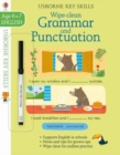 Wipe Clean Grammar And Punctuation 6-7 - Book