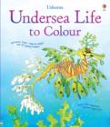 Undersea Life to Colour - Book