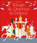 Kings and Queens Colouring Book - Book