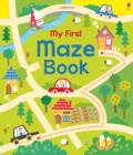 My First Maze Book - Book