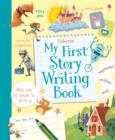 My First Story Writing Book - Book